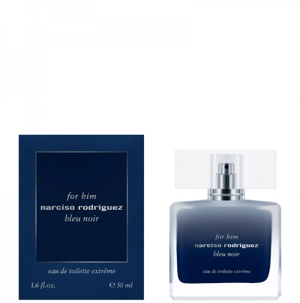 NARCISO RODRIGUEZ FOR HIM BLEU NOIR 50ML EDT EXTREME MEN BY NARCISO RODRIGUEZ