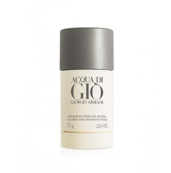 ACQUA DI GIO DEODORANT STICK 75ML FOR MEN BY GIORGIO ARMANI - ALCOHOL FREE