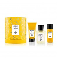 ACQUA DI PARMA COLONIA 100ML EDC GIFT SET 3PC FOR MEN BY ACQUA DI PARMA