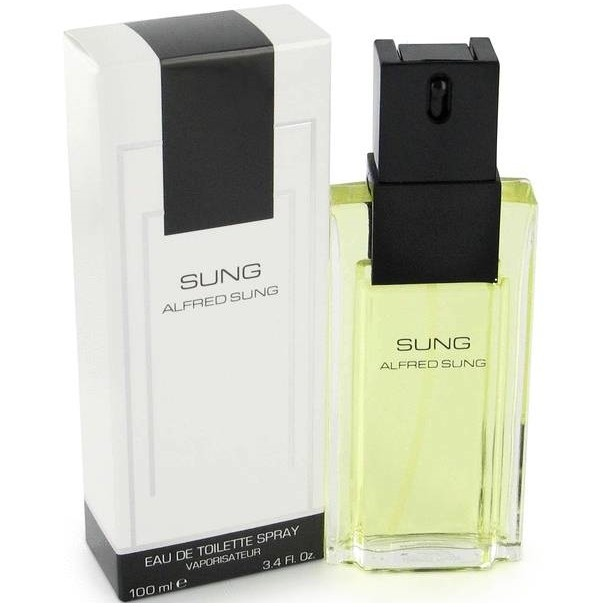 ALFRED SUNG SUNG 100ML EDT SPRAY FOR WOMEN BY ALFRED SUNG