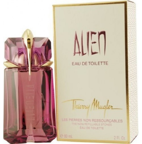 ALIEN 60ML EDT SPRAY FOR WOMEN BY THIERRY MUGLER