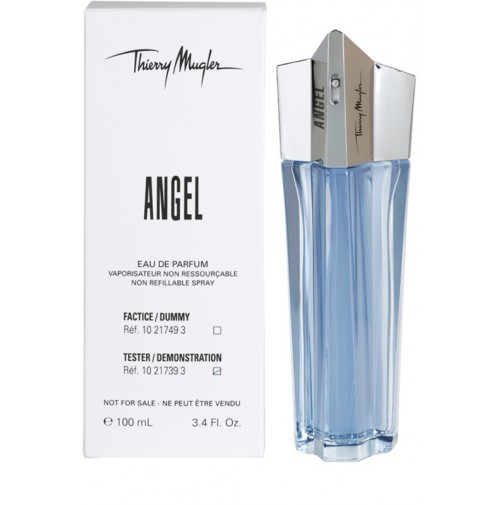 ANGEL 100ML TESTER EDP SPRAY FOR WOMEN BY THIERRY MUGLER
