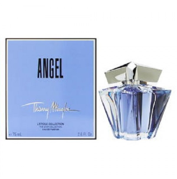 ANGEL 75ML EDP SPRAY FOR WOMEN (LÉTOILE COLLECTION) BY THIERRY MUGLER. RARE