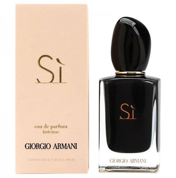 ARMANI SI INTENSE 100ML EDP SPRAY FOR WOMEN BY GIORGIO ARMANI