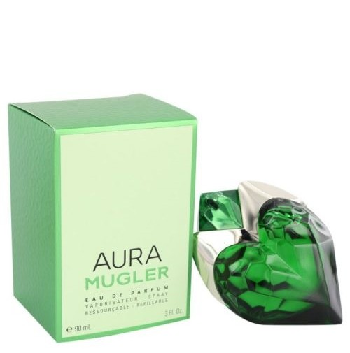 AURA MUGLER 90ML EDP SPRAY FOR WOMEN BY THIERRY MUGLER