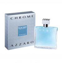 AZZARO CHROME 100ML MEN PERFUME SPRAY EDT BY AZZARO
