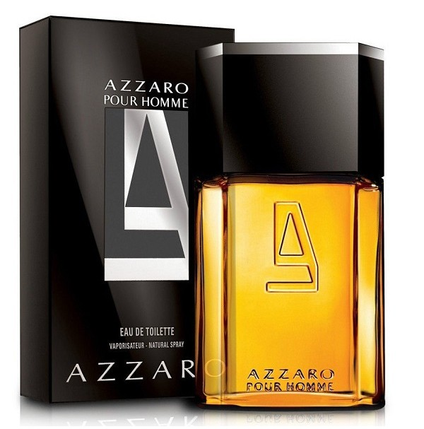AZZARO POUR HOMME 200ML EDT SPRAY FOR MEN BY AZZARO