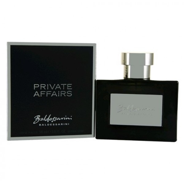 BALDESSARINI PRIVATE AFFAIRS 90ML EDT SPRAY FOR MEN BY HUGO BOSS