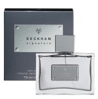 BECKHAM SIGNATURE FOR HIM 75ML EDT SPRAY  BY DAVID BECKHAM