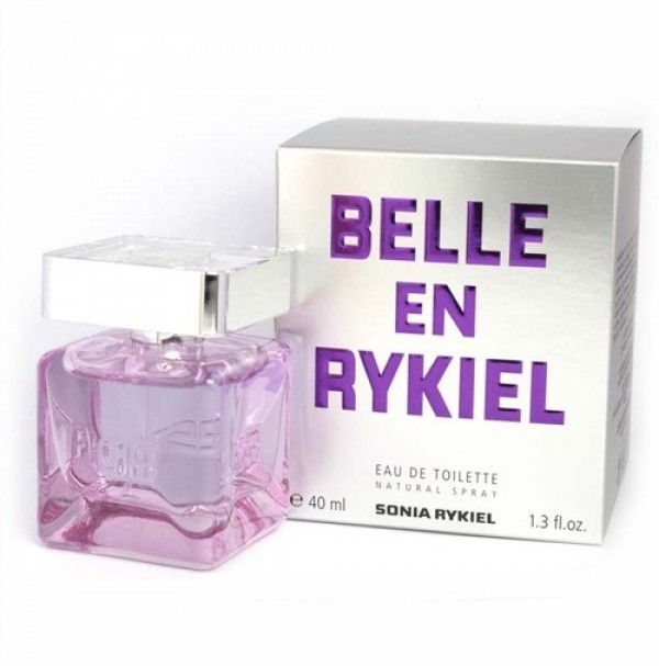 BELLE EN RYKIEL 40ML EDT SPRAY FOR WOMEN BY SONIA RYKIEL - RARE TO FIND