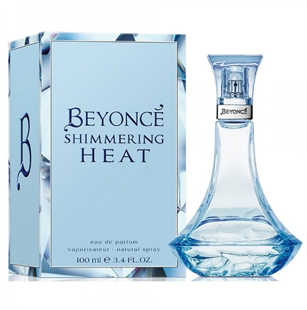 BEYONCE SHIMMERING HEAT 100ML EDP SPRAY FOR WOMEN BY BEYONCE