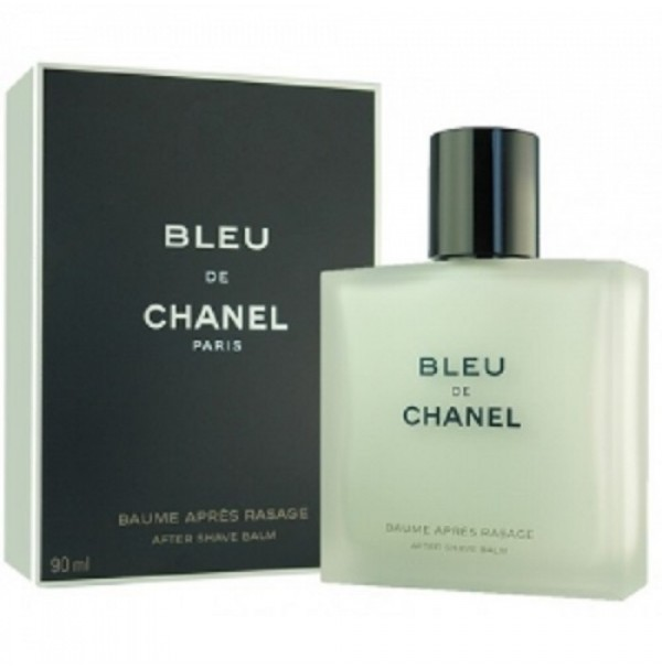 BLEU DE CHANEL 90ML AFTER SHAVE BALM FOR MEN BY CHANEL