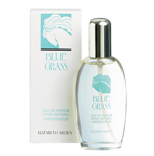 BLUE GRASS 100ML EDP SPRAY FOR WOMEN BY ELIZABETH ARDEN