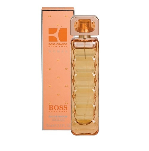 boss orange woman 75ml edp spray by hugo boss. Black Bedroom Furniture Sets. Home Design Ideas