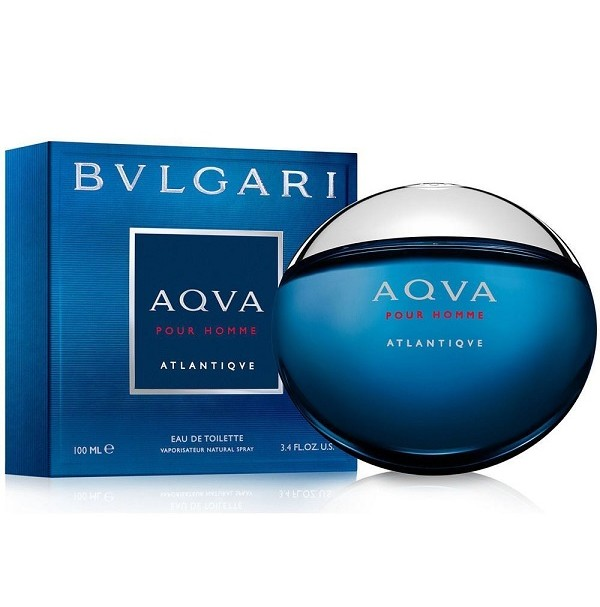 BVLGARI AQVA ATLANTIQUE POUR HOMME 100ML EDT FOR MEN BY BVLGARI