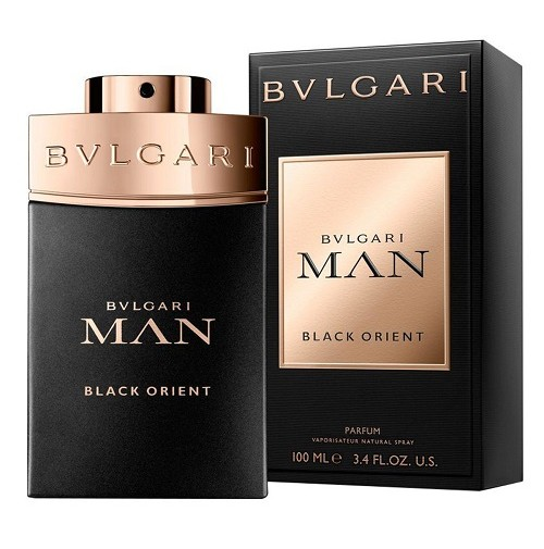 BVLGARI MAN IN BLACK ORIENT 100ML EDP SPRAY FOR MEN BY BVLGARI