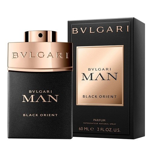 BVLGARI MAN IN BLACK ORIENT 60ML EDP SPRAY FOR MEN BY BVLGARI
