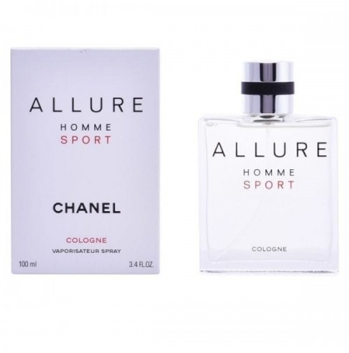 CHANEL ALLURE HOMME SPORT 150ML EDC SPRAY FOR MEN BY CHANEL