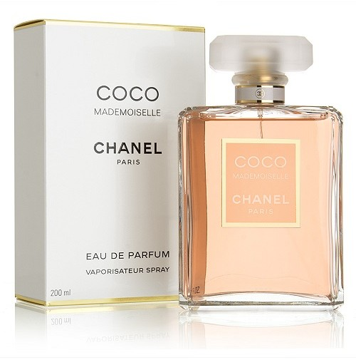 CHANEL COCO MADEMOISELLE 200ML EDP SPRAY FOR WOMEN BY CHANEL