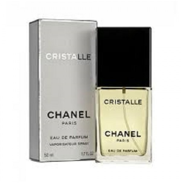 CHANEL CRISTALLE  50ML EDP SPRAY FOR WOMEN BY CHANEL - RARE TO FIND
