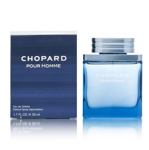 CHOPARD POUR HOMME 50ML EDT SPRAY FOR MEN BY CHOPARD