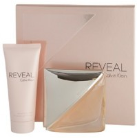 CK REVEAL 50ML EDP 2PC GIFT SET PERFUME SPRAY FOR WOMEN BY CALVIN KLEIN