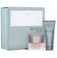 CK REVEAL 50ML EDT 2PC GIFTSET PERFUME SPRAY FOR MEN BY CALVIN KLEIN.