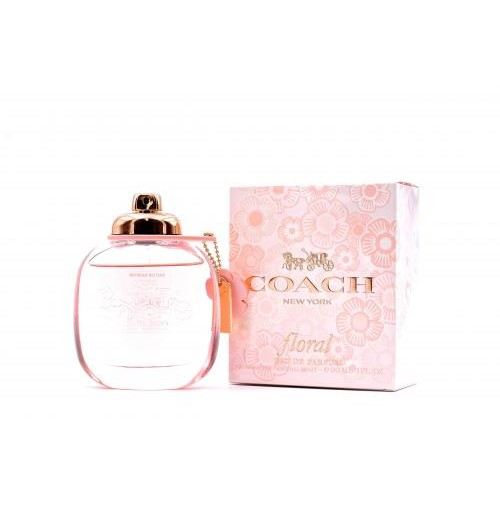 COACH FLORAL 90ML EDP SPRAY FOR WOMEN BY COACH