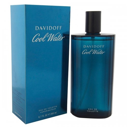 COOL WATER 200ML EDT SPRAY FOR MEN BY DAVIDOFF