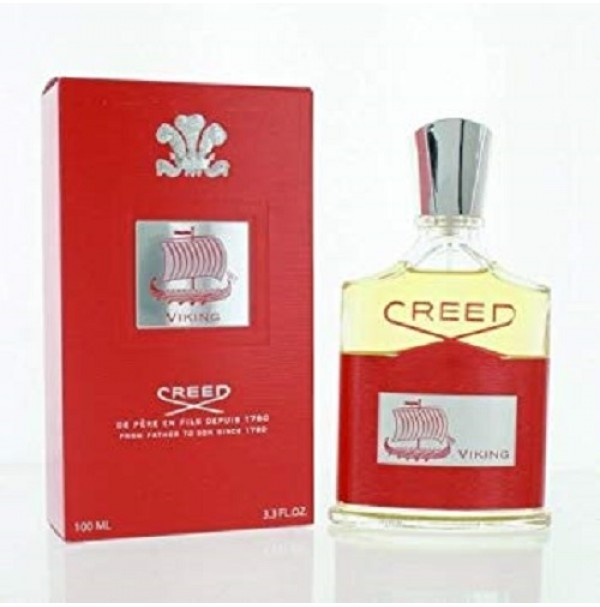 CREED VIKING 100ML EDP SPRAY FOR MEN BY CREED