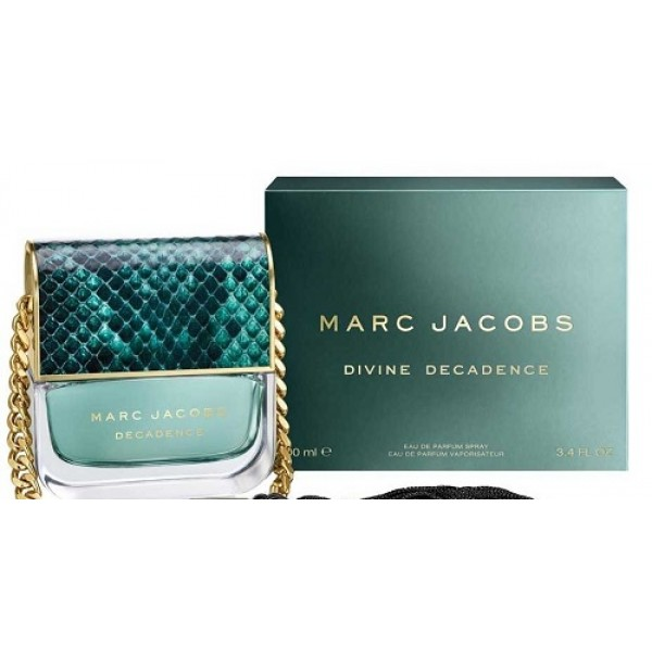 ​MARC JACOBS DIVINE DECADENCE 100ML EDP SPRAY FOR WOMEN BY MARC JACOBS