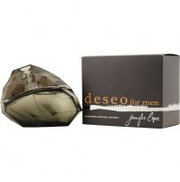 DESEO FOR MEN 100ML EDT SPRAY PERFUME BY JLO. DISCONTINUED