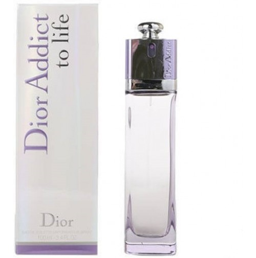 DIOR ADDICT TO LIFE 100ML EDT SPRAY FOR WOMEN BY CHRISTIAN DIOR