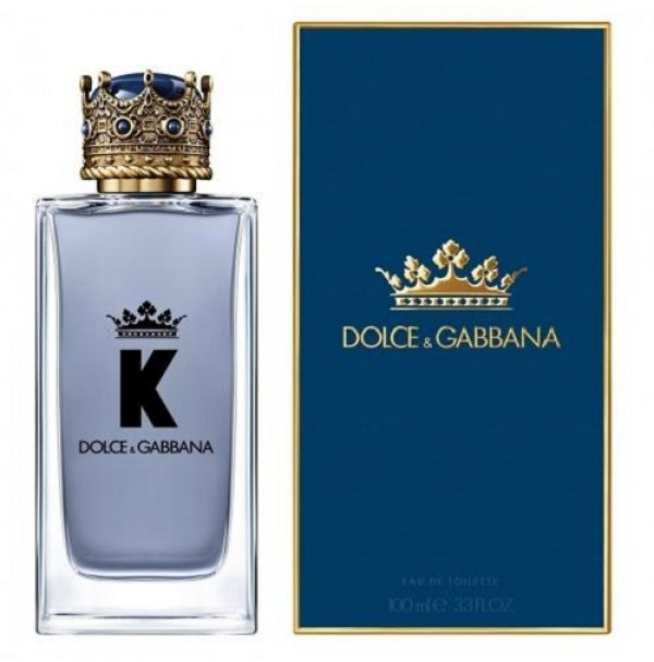 DOLCE & GABBANA K 100ML EDT SPRAY FOR MEN BY DOLCE & GABBANA