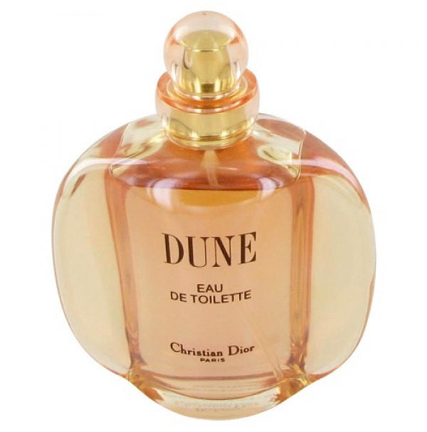 DUNE 5ML MINIATURE EDT PERFUME FOR WOMEN SPRAY (USED) BY CHRISTIAN DIOR