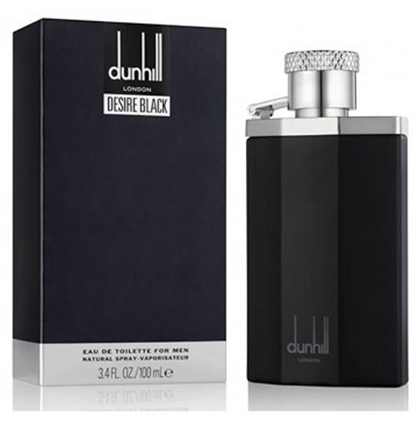 DUNHILL DESIRE BLACK 100ML EDT PERFUME FOR MEN BY ALFRED DUNHILL
