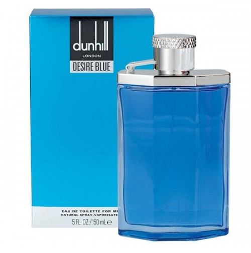 DUNHILL DESIRE BLUE 150ML EDT PERFUME FOR MEN BY ALFRED DUNHILL