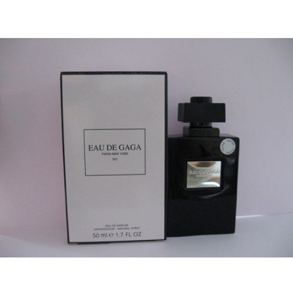 EAU DE GAGA 50ML EDP TESTER PERFUME SPRAY UNISEX BY LADY GAGA