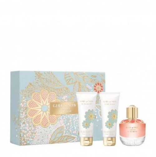GIRL OF NOW FOREVER 50ML GIFT SET EDP SPRAY FOR WOMEN BY ELIE SAAB