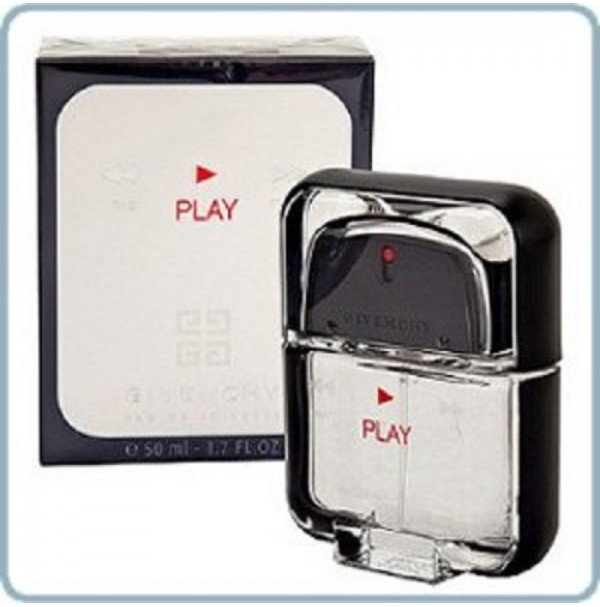 GIVENCHY PLAY 50ML POUR HOMME EDT SPRAY FOR MEN BY GIVENCHY