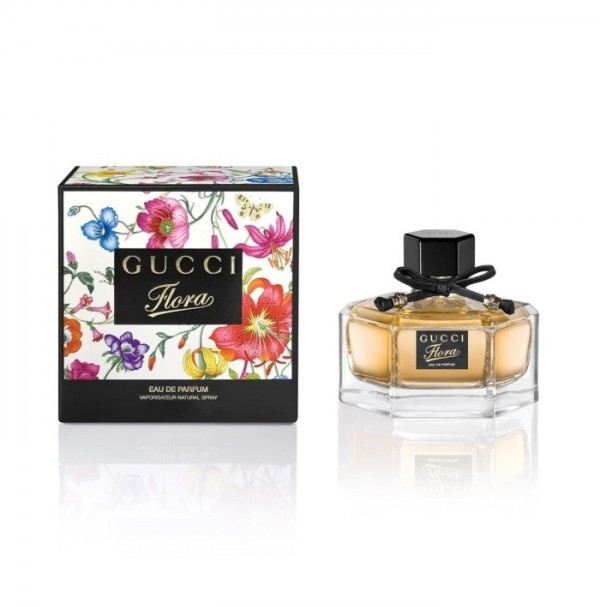 GUCCI FLORA 75ML EDP SPRAY FOR WOMEN BY GUCCI