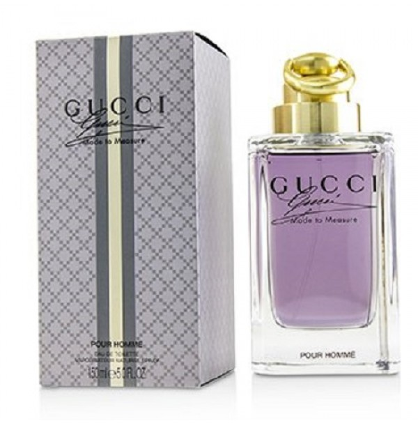 GUCCI MADE TO MEASURE 150ML POUR HOMME EDT SPRAY BY GUCCI