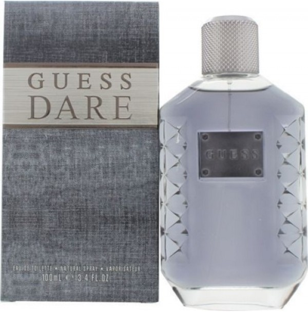GUESS DARE 100ML EDT SPRAY FOR MEN BY GUESS