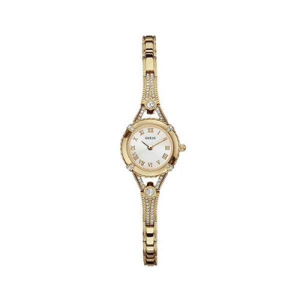 GUESS LADIES WATCH ANGELIC GOLD STYLE W0135L2 RRP $299