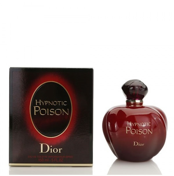 HYPNOTIC POISON 150ML PERFUME EDT SPRAY FOR WOMEN BY CHRISTIAN DIOR