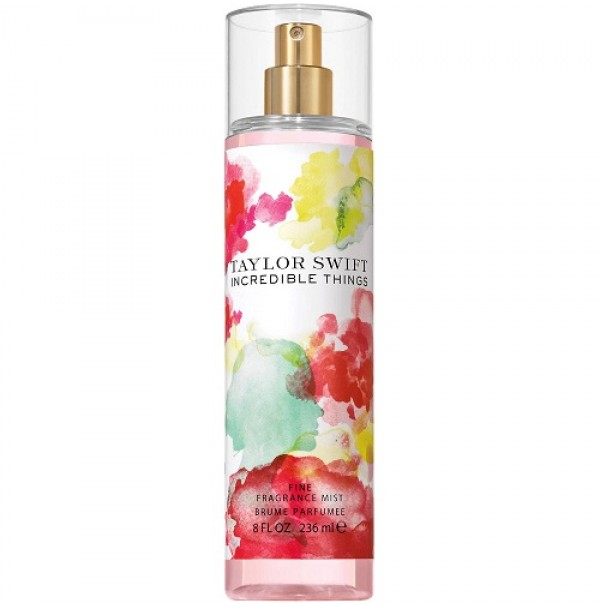 INCREDIBLE THINGS 236ML BODY MIST SPRAY BY TAYLOR SWIFT