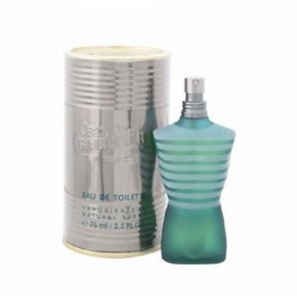 JEAN PAUL GAULTIER LE MALE 75ML EDT SPRAY FOR MEN BY JEAN PAUL GAULTIER