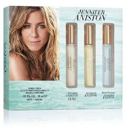 JENNIFER ANISTON GIFT SET 3PC ROLLERBALL FOR WOMEN BY JENNIFER ANISTON