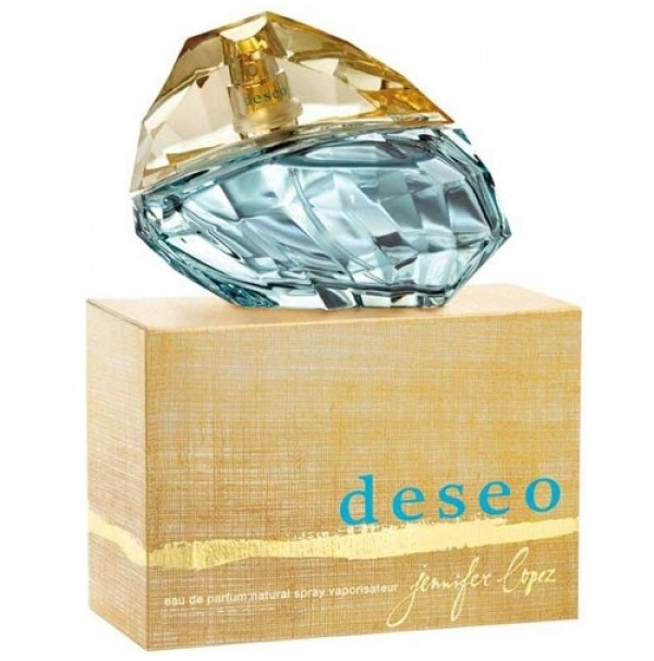 JLO DESEO 100ML EDP SPRAY PERFUME FOR WOMEN BY JENNIFER LOPEZ