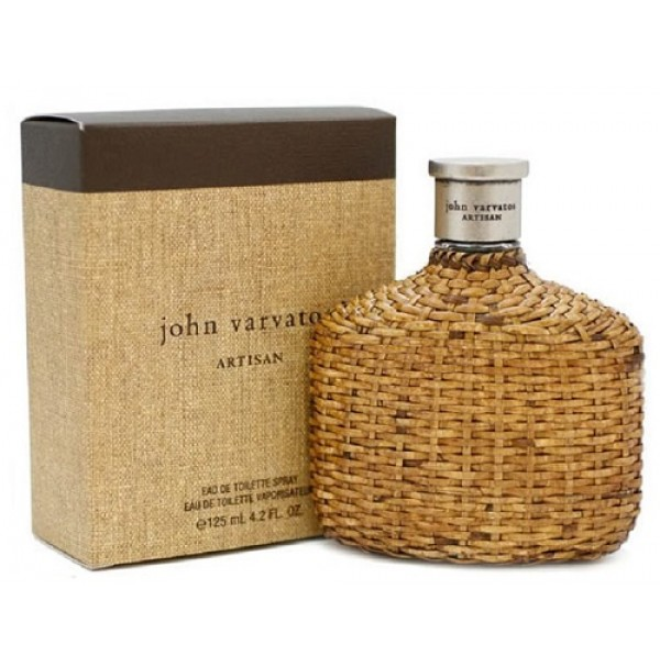 JOHN VARVATOS ARTISAN 125ML EDT SPRAY FOR MEN BY JOHN VARVATOS